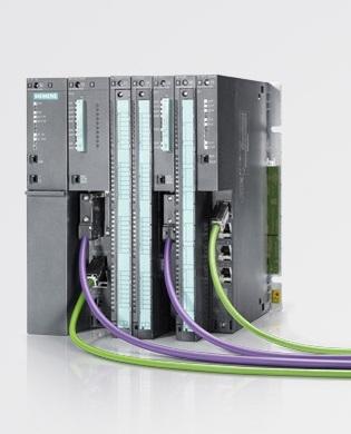 plc programming Siemens S7 400 com plc