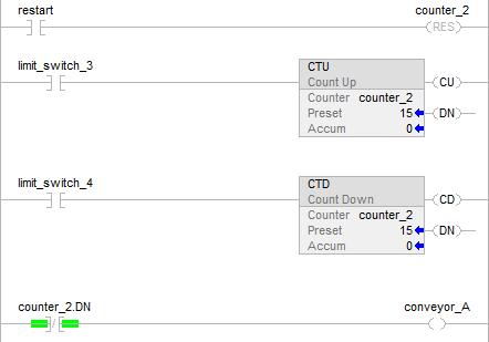 plc programming ladderctd plc